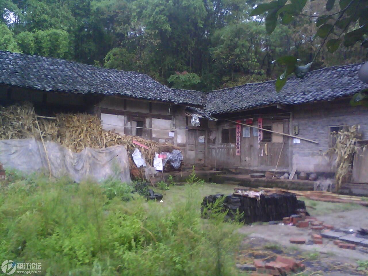 乡村老房子