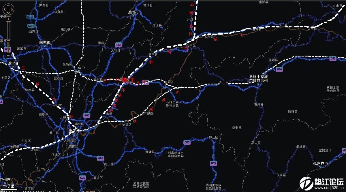 利川旅游景点地图