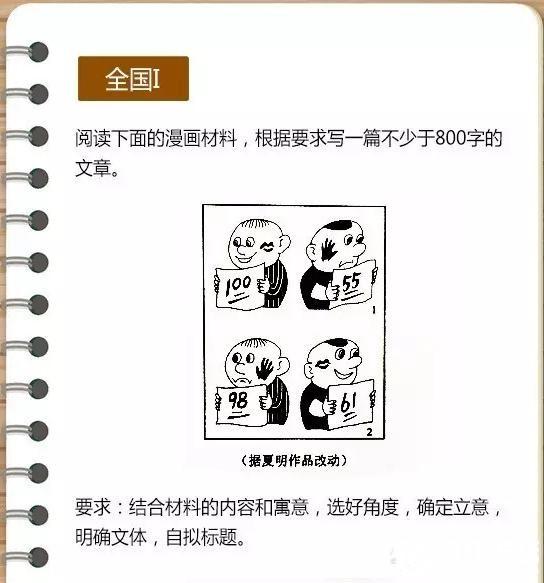 2016年高考作文,你看得懂几个? - 垫江热点 垫江论坛