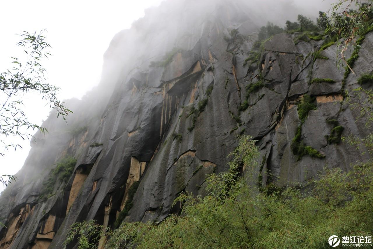 川藏线之旅46——卡定沟风景区